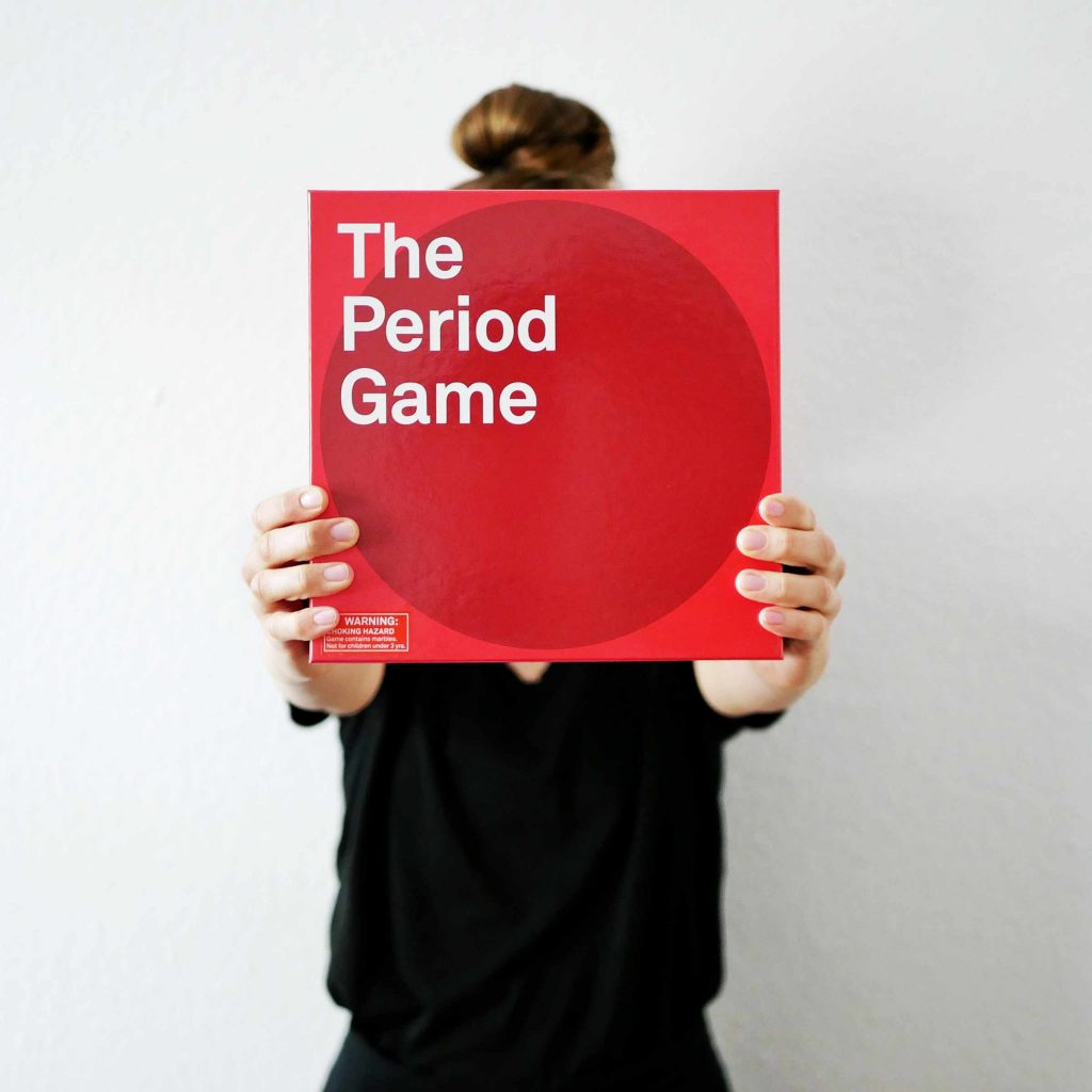 May I introduce: The Period Game