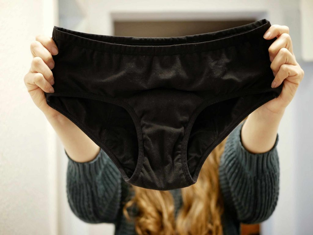How you heard about period underwear?