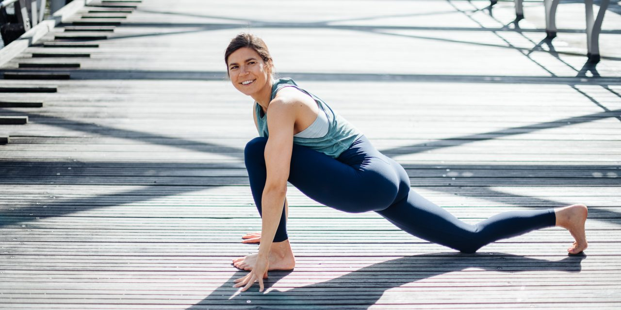 Yoga for your cycle: Laura's personal journey