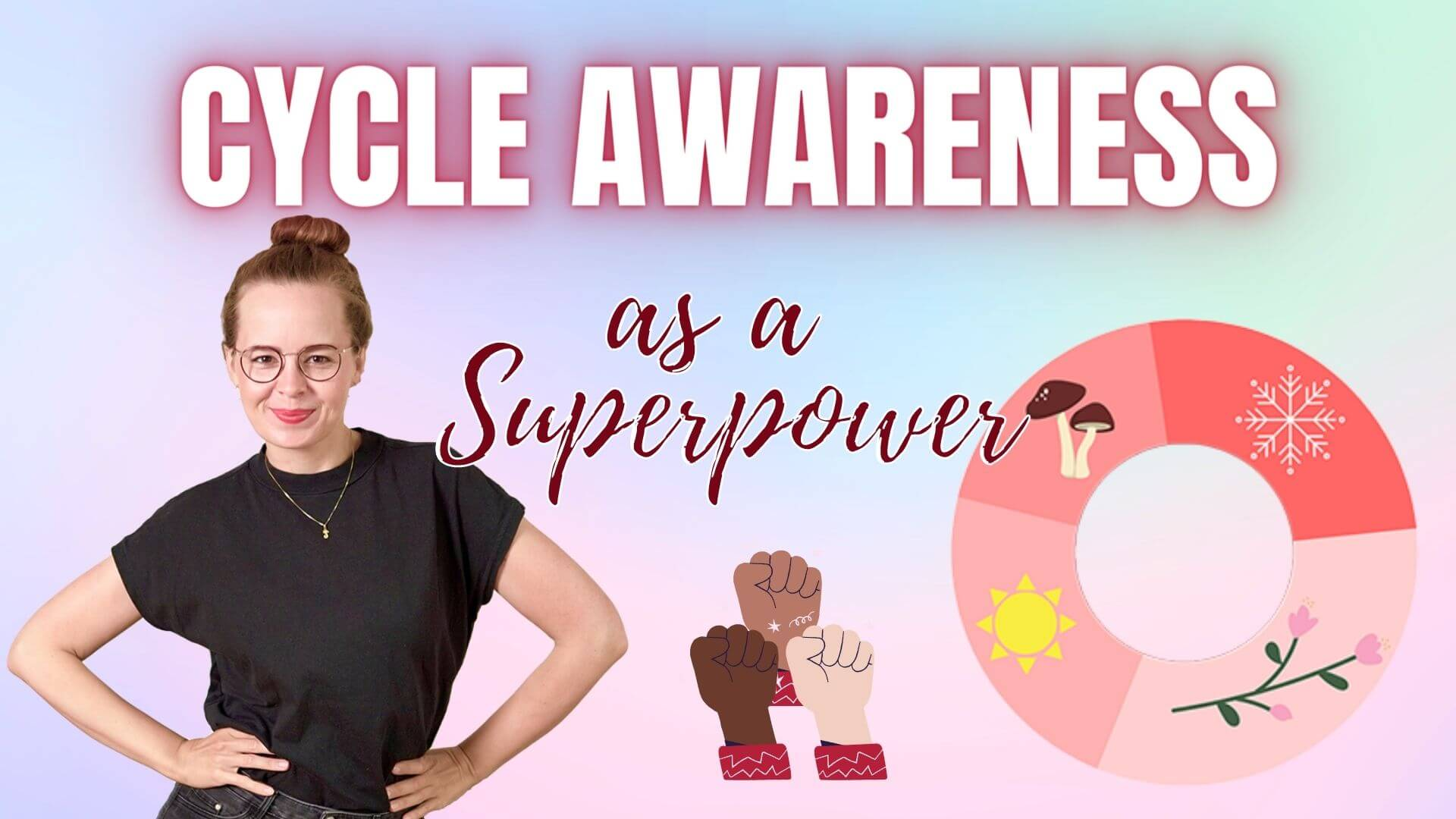 cycle awareness as your superpower, online course, mood swings, inner seasons, menstrual cycle, body literacy, learn online, Vulvani